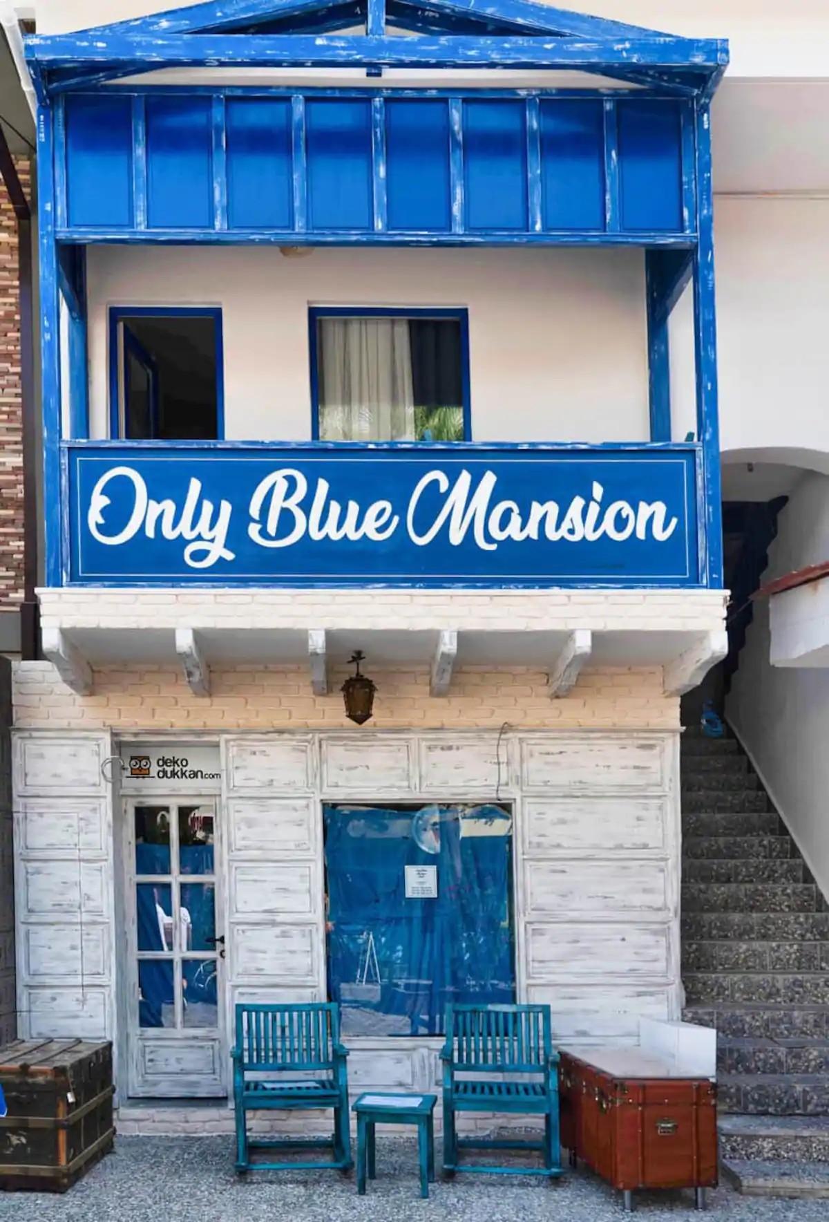 Only Blue Mansion 2 – Göcek